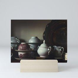 Pottery Mini Art Print