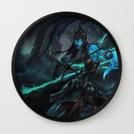 Classic Kalista League Of Legends Wall Clock