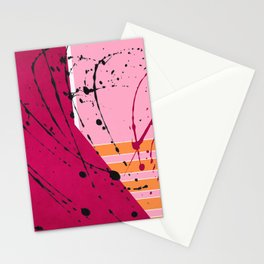 Rose tints Stationery Cards