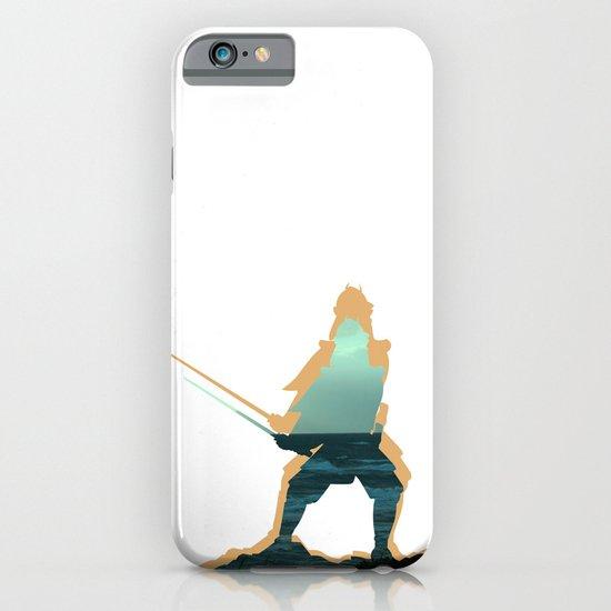 Samuraj iPhone & iPod Case
