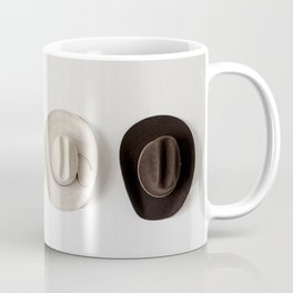 Cowboy Hat Wall Coffee Mug