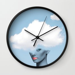 This is not a cloud Wall Clock