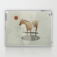 Take The Money and Run Laptop & iPad Skin
