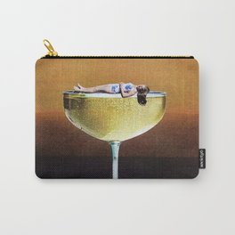 Champagne Sunset Carry-All Pouch