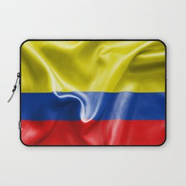 Colombian Flag Laptop Sleeve
