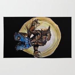 Werewolf ! Rug