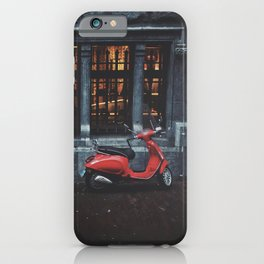 Drive yourself iPhone Case