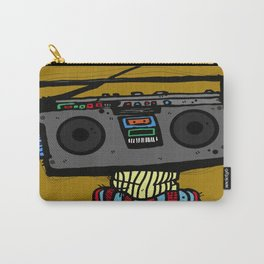 Boom Box Dude Carry-All Pouch
