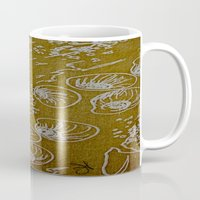 shells Mugs featuring Shells by ANoelleJay