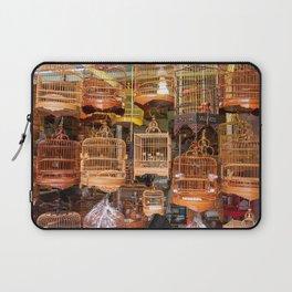 Asian Bird Cages Laptop Sleeve