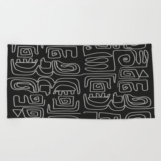 Odyssey Beach Towel