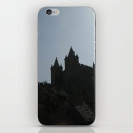 medieval castle iPhone Skin