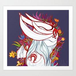 Afa Art Print