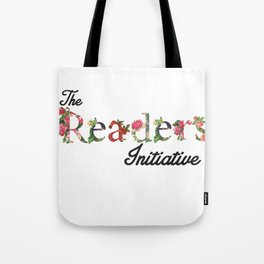 The Readers Initiative Tote Bag