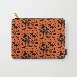 Halloween House Carry-All Pouch
