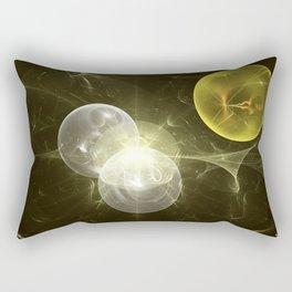 Nuclear Fusion Rectangular Pillow