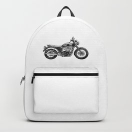 Triumph Motorcycle Backpack