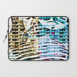 Staying At Home Laptop Sleeve