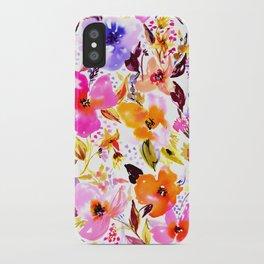 Bedroom Bloom iPhone Case