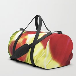 Tulips In Motion Duffle Bag
