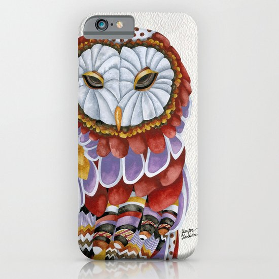 Owl Aura 2 iPhone & iPod Case