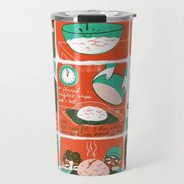 No-knead Bread Travel Mug