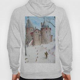 Castell Coch (Red Castle) - Winter Hoody