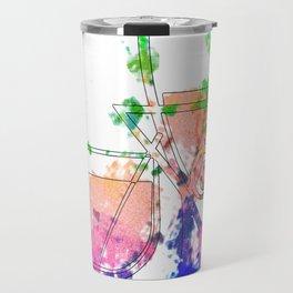 Appetizer glasses Travel Mug