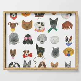 DOGS Serving Tray