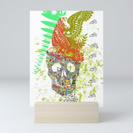 Peace Out Mini Art Print