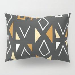 African Tribal Pattern No. 12 Pillow Sham