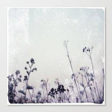 Landscape 1 (cold tones) Canvas Print