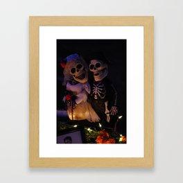 Until Death... Framed Art Print