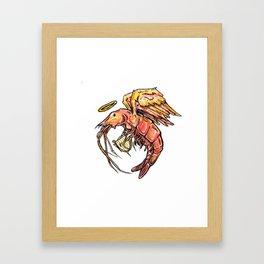 Harpe Crustaceam Framed Art Print