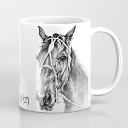 Sir Castleton (NZ) - Standardbred Coffee Mug