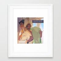 musa Framed Art Prints featuring Mansa Musa by DennisARTWORKS