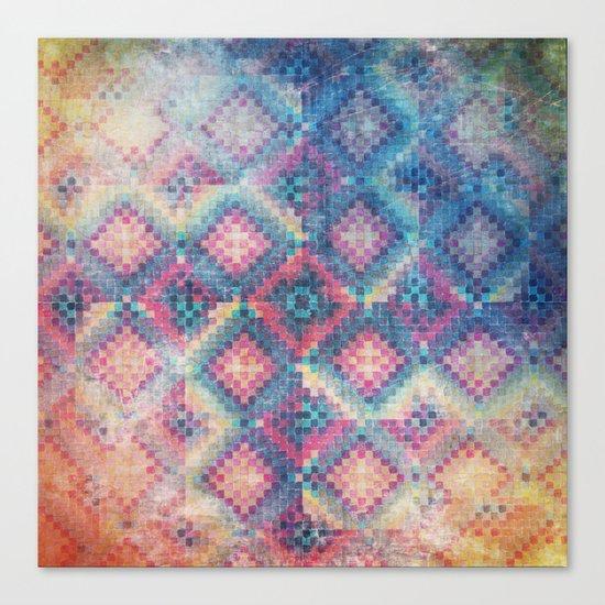c square Canvas Print