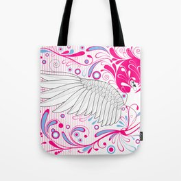 Angelica Tote Bag