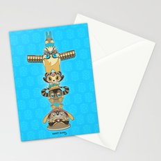 RUFUS TOTEM Stationery Cards