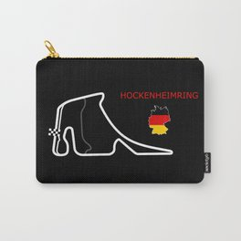 Hockenheimring Grand Prix Circuit Carry-All Pouch