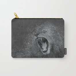 Sacred Lion Carry-All Pouch