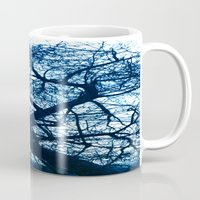 central park Mugs featuring Central Park by alicia kiah