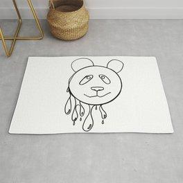 Panda Drip II Rug
