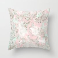 romance Throw Pillows featuring romance by Georgiana Paraschiv