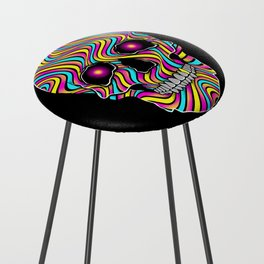 Skull Candy Counter Stool
