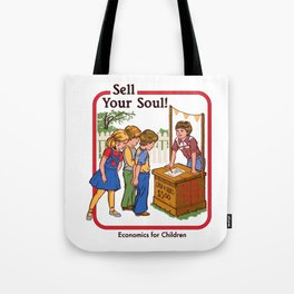 SELL YOUR SOUL Tote Bag