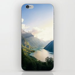 Swiss Alps iPhone Skin