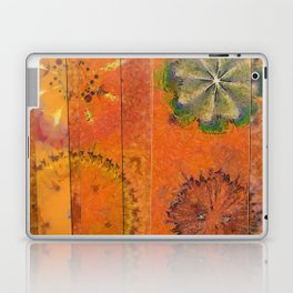 Zymase Harmony Flower  ID:16165-100704-37371 Laptop & iPad Skin