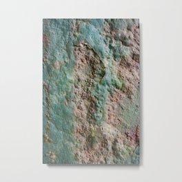 BluePlanet Metal Print