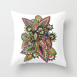 Fortaleza  Fusion Throw Pillow